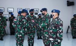 Pangkoopsau III Pimpin Sertijab Danlanud JA Dimara