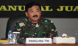Panglima TNI: Tegakkan Operasi Disiplin Protokol Kesehatan