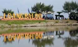 Pembangunan Lapak Kuliner Loang Baloq Capai 35%