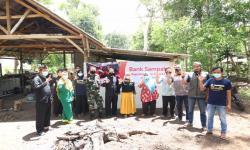 Bank Sampah Rumah Zakat dan Pegiat Lingkungan Peringati HPSN