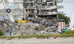 Pencarian Korban Reruntuhan Kondominium Florida Dihentikan