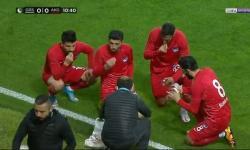 Magrib Tiba, Pemain Klub Turki Berbuka di Tengah Laga
