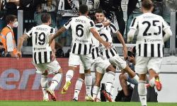 Babak Pertama, Juventus Unggul 1-0 Atas AC Milan