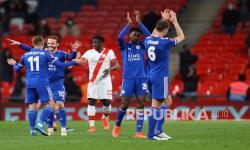Gary Lineker Semringah Leicester Lolos ke Final Piala FA