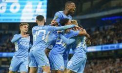 Manchester City Menang Telak di Piala Carabao