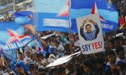 Survei SSC: Milenial Jatim Kurang Minati Partai Demokrat