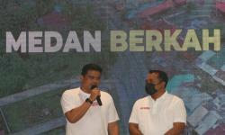 Walkot Medan Ingin Mahasiswa Bantu Tangani Covid-19