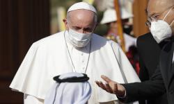 Paus Fransis Serukan Diakhirinya Perselisihan Agama di Irak
