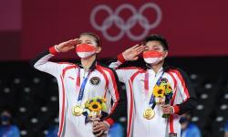 Medali Emas dan Kumandang Indonesia Raya di Tokyo