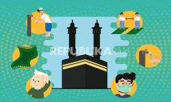 Pedoman Kesehatan Saat Beribadah di Masjid Arab Saudi