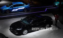 Relaksasi PPnBM Dongkrak Signifikan Penjualan Toyota