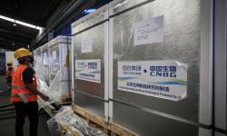 Sudah 7,5 Juta Vaksin Sinopharm Tiba di Indonesia