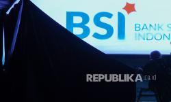 In Picture: OJK Mengeluarkan Izin Penggabungan Bank Syariah