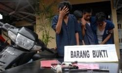 Duo Curanmor di Mampang Terciduk karena Bunyi Alarm Motor