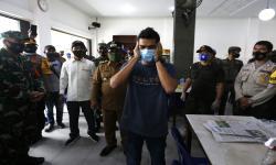 Doni: Jangan Ragu Tegus Atasan Jika tak Pakai Masker