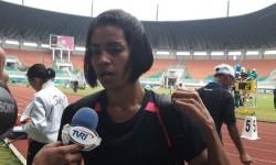 Alvin Tehupeiory Lolos ke Babak I 100 M Putri Olimpiade
