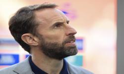 Pelatih timnas Inggris Gareth Southgate.
