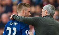 Luke Shaw Akui Hubungan Campur Aduk dengan Jose Mourinho