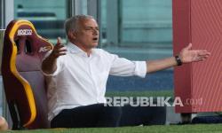 Usai Kalah dari Lazio, Mourinho Umbar Kekecewaan