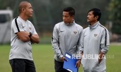 Timnas Indonesia Tingkatkan Tempo pada Latihan Hari Kelima