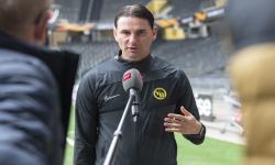Pelatih Young Boys Fokus Kalahkan AS Roma