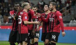 Pencetak Gol untuk Milan Senang dengan Tariannya