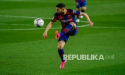Inter Milan Juga Inginkan Jordi Alba