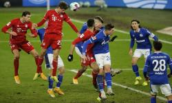 Kalahkan Schalke, Bayern Kokoh di Puncak Liga Jerman