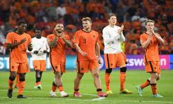 Pemain timnas Belanda akan menghadapi Makedonia Utara di Johan Cruyff Arena, Senin (21/6) pukul 23.00 WIB.