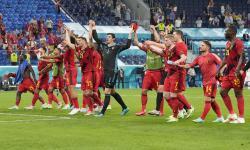 Belgia tidak hanya akan fokus mengawal pergerakan Ronaldo. Ilustrasi tim Belgia