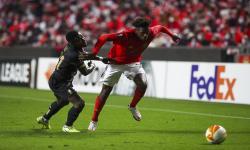 Di Depan Ribuan Penonton, Benfica Cukur Standard Liege