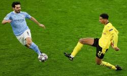 Bellingham Bawa Dortmund Unggul 1-0 atas City di Babak Satu