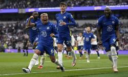 Chelsea Menang 3-0 di Kandang Tottenham