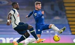 Chelsea Vs Tottenham Masih Imbang Tanpa Gol di Babak Pertama