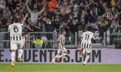 Juventus Sudah Kebobolan Dalam 18 Laga Beruntun di Serie A
