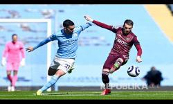Ferran Torres Kecewa City Dipermalukan Leeds di Etihad