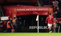 Klopp Sempat Heran Cristiano Ronaldo tak Dapat Kartu Merah
