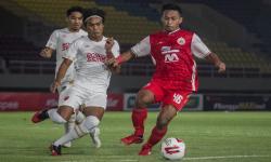 In Picture: Persija Jakarta Berhasil Lolos ke Final Piala Menpora 2021