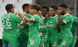 Saint Etienne Puncaki Klasemen Sementara Liga Prancis