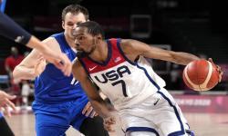 AS Kalahlan Spanyol, Kevint Durant Targetkan Emas