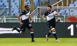 Udinese Permalukan Lazio di Roma