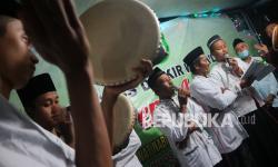 In Picture: Rangkaian Peringatan Maulid Nabi di Jombang