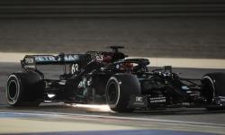 Russell Kembali Tercepat di Latihan Bebas Kedua GP Sakhir