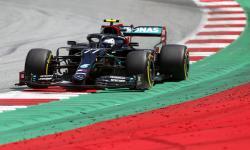 Ungguli Hamilton, Bottas Raih <em>Pole Position </em>di GP Austria