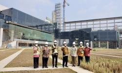 Depok Apresiasi Pembangunan Kampus UIII yang Hampir Selesai