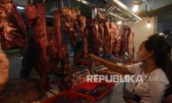 Harga Daging Sapi di Lampung Tembus Rp 150 per Kg