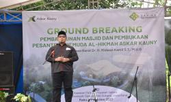 Askar Kauny <em>Ground Breaking</em> Pesantren Agropreneur di Subang