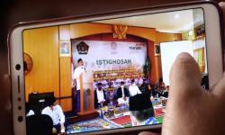 Pemkot Depok Beristighosah Rayakan Hari Santri 2020