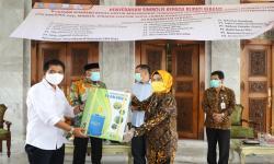 Perusahaan di Serang Bantu Pemkab Tangani Covid-19