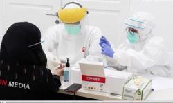 Pemerintah Luncurkan Rapid Test Buatan Anak Negeri